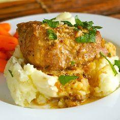 no reEATS: Sept 27-28 Braised Pork Chops