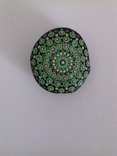 Mandala stone de la boutique Jadescreationscorner sur Etsy