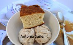 Sin gluten I+D: Recetas sin gluten: Bizcocho de almendra
