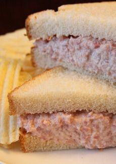 tuna cobb salad sandwiches framed cooks yummly kf tuna salad sandwich ...