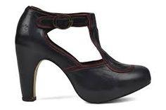 Image result for fly london black heels