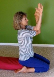 heroine pose  virasana  yoga  pinterest  heroines
