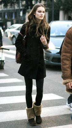 Street Chic: Milan Fashion Week - ELLE
