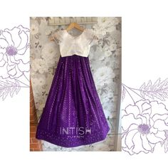"""Intish by Chintya ™️ on Instagram: """"Outfits for little clients are the best! Purple chikankari skirt with white ruffle top 🌸 . . . #chikankariskirt #handmade #chikankari…"""" Instagram Outfits, Ruffle Top, Formal Dresses, Purple, Skirts, Handmade, Tops, Fashion, Dresses For Formal"""