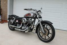 Harley Shovelhead FX Superglide   eBay