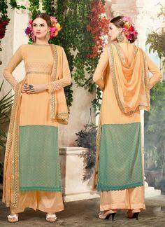 Exclusive Long Salwar Kameez Suit.
