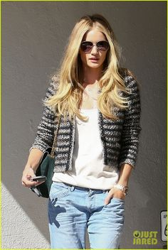 Rosie Huntington-Whiteley: 'Dress For Yourself!'