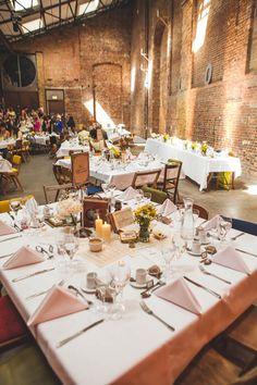 An East London Wedding with an Industrial Vibe: Bianca & Paul