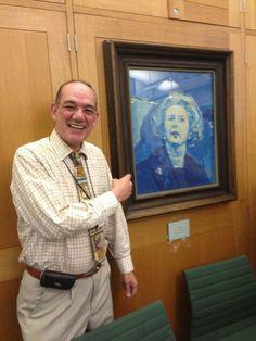 Handard Society - 'Building a Better Politics' : Thatcher Room. Portcullis House, Westminster, SW1