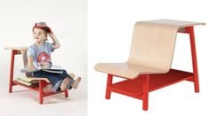 10 Grain Lounge Desk — Children's Furniture -- Better Living Through Design