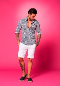 Poses, Leo, Sporty, Mens Tops, Clothes, Collection, Style, Floral, Fashion