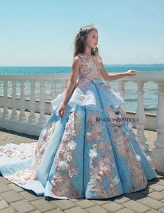 Real Pictures 2019 Girls Pageant Dresses Ball Gown Children Birthday Wedding Party Dresses Teenage Princess Flower Girls Dresses We offers a wide selection of trendy style women's clothing. Affordable prices on new tops, dresses, outerwear and more. Toddler Flower Girl Dresses, Princess Flower Girl Dresses, Princess Ball Gowns, Little Girl Dresses, Flower Girls, Girls Pageant Dresses, Ball Dresses, Prom Dresses, Birthday Dresses