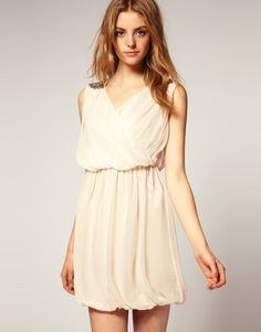 Alison's dress!