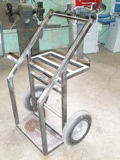 Yet Another Torch Cart - The Garage Journal Board