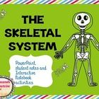 """I added """"DEMO SKELETAL SYSTEM POWERPOINT and NOTES"""" to an #inlinkz linkup!http://www.teacherspayteachers.com/Product/DEMO-Skeletal-System-PowerPoint-Notes-and-Interactive-Notebook-activities-1366368"""