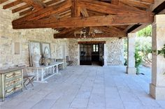 This 6 bedroom Estate in Lacoste, Luberon, Provence is now on the market. Contact us today to arrange a viewing. French Country Lighting, French Country House, Knight Frank, Luberon Provence, Outdoor Living, Outdoor Decor, Lacoste, White Decor, Luxury Living