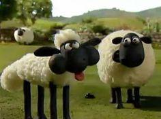 Shaun The Sheep Photoframe