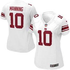 edfb46755 Dante Hughes White Jersey Elite Women Nike New York Giants NFL Jersey  Stitched Sale Packers Ha Ha Clinton-Dix 21 jersey