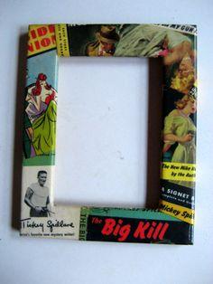 Pulp Fiction Frame SOLD