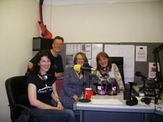 Friday 26th October 2012 - radio interview with Clive on the Rich and Clive Rock Show at Bradley Stoke Radio