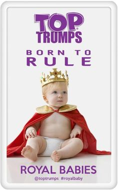 Born to Rule Top Trumps