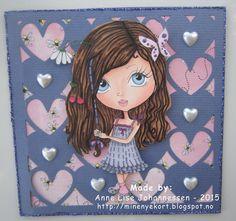 Mine Prosjekter: Girl with hair wrap http://juliaspirichallengeblog.blogspot.co.uk/