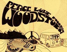 #hippies #woodstock