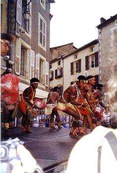 Festival de Confolens 2004 - Paluai Sooksook, Baluan, Manus Province, Papua-Nouvelle-Guinée
