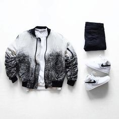 New Clothes For Teens Tomboy Swag Sweaters Ideas The Effective Pictures We Offer You About Tomboy Outfit retro A quality picture can tell you many things. Swag Outfits Men, Winter Outfits Men, Stylish Mens Outfits, Tomboy Outfits, Tomboy Fashion, Nike Outfits, Outfits For Teens, Cool Outfits, Casual Outfits
