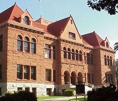 Old Courthouse, Santa Ana CA