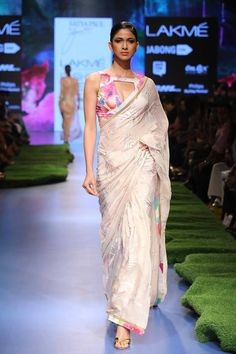 Satya Paul Lakme Fashion WEek 2015 Bridal collection