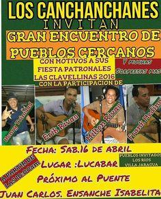 No te pierdas esta #Parranda de #Jaraguenses https://www.instagram.com/p/BEGOrS8GOii/