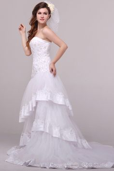 Lace-up Natural Sweetheart Sleeveless White A Line Wedding Dresses