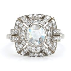 Hey, I found this really awesome Etsy listing at http://www.etsy.com/listing/167513220/art-deco-186ct-rose-cut-diamond