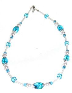 Image for Beaded Choker Necklace DIY Craft Project