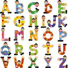 alphabet enfantin - Buscar con Google