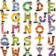 Cute idea for a circus theme. Alphabet Crafts, Alphabet Art, Alphabet And Numbers, Circus Activities, Alphabet Activities, Cool Lettering, Hand Lettering, Free Printable Alphabet Worksheets, Alphabet Poster