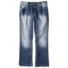 Merona Women's Plus-Size Bootcut Denim Jeans - Assorted Colors Only $11.18