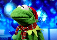 create a personalized Christmas video greeting from Kermit by cosby01