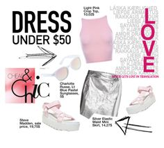 """Outerspace Girl"" by ly-fraser on Polyvore"