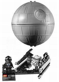 #9676 LEGO Star Wars Planets Set