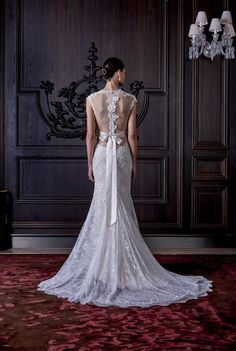 It is a fact of life that during your wedding, your guests will spend most of the ceremony staring at your back. That's why you'll want to give them something to look at, and these 25 wedding dresses that were...