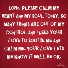 This is my prayer Lord