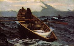 off Hand made oil painting reproduction of The Fog Warning, one of the most famous paintings by Winslow Homer. The American artist Winslow Homer concluded the marine painting entitled The Fog Warning . Google Art Project, Winslow Homer Paintings, Amoled Wallpapers, Kunsthistorisches Museum, Painting Prints, Art Prints, Oil Paintings, Painting Fur, Paintings Famous