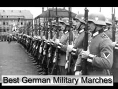▶ 1 Hour of Music - Best of The Best German Military Marches - YouTube *click for songs*