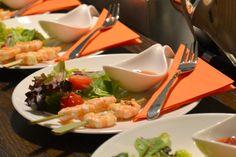 Cooking with Gaggenau - Teppan Yaki Prawns - Wignore Street - Humphrey Munson Blog