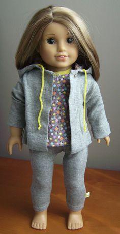 Audrey in vrijetijdskleding