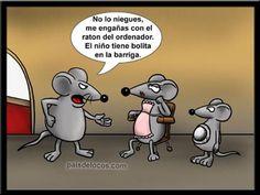 Biotendencias empiezan con los ratones..