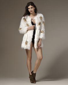 S303. Cordero, tricot, fox.