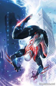 Spiderman Revamp
